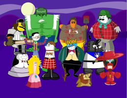 Homestar Halloweenies 3 by Gpapanto