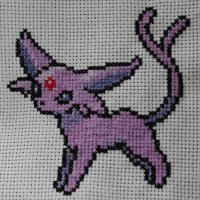Pokemon - Espeon by SamanthaBranch