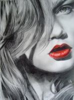 Red Lips by stef-g