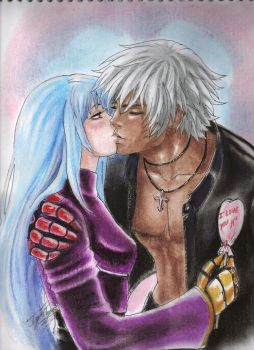 I love you  K... by ClAyMoRe--MiRiA