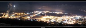 Duluth Superior Long Panorama by dugonline