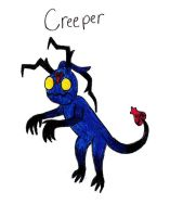 KH Heartless Monsters- Creeper by Coraline15