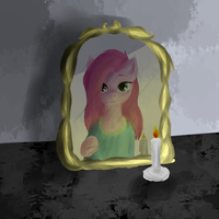 Mirror by Snus-kun