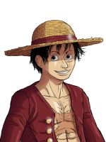 just a Luffy Vers. 2 by Sk8rock69