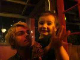 Gerard and Bandit Way. by The-MCR-Fan-Club