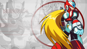 MMX Zero Wallpaper by Chaotic--Edge