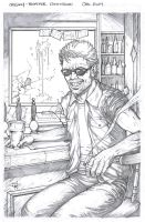 Preacher - Cassidy A4 commish by Carl-Riley-Art