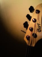 bass guitar 2 by paulase