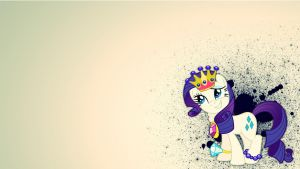 Rarity Background (Splatter) by Jerxmy