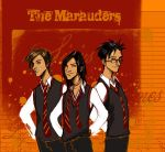 The Marauders by HexyJinx
