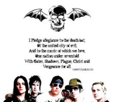 Avenged Sevenfold Pledge by GrimAsEver