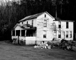Abandoned Homestead W. Va. by slephoto