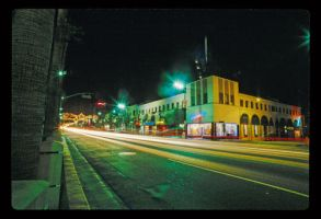 Hollywood Blvd. by shootstuffguy