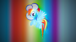 Rainbow Dash Pixels by ShelltoonTV