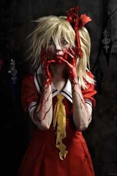 Flandre Scarlet by onkami