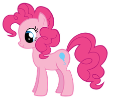 McPinkie vector by Durpy