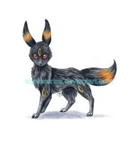 Umbreon by SunlessRise