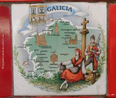 Galician tile by andreshanti