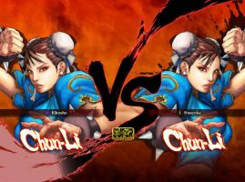 SSF4AE: Chun-Li Portrait Mod by sloth85