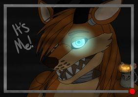 Fnaf: Its me! by kasaru2911
