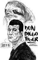 Don Diego Tiger by KoreaRailroads