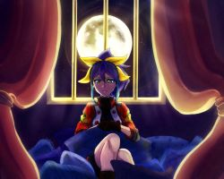 Caged Moonlight by yong-rein