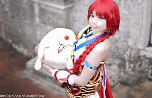 Hikaru Shidou - Magic Knight Rayearth by kerubear
