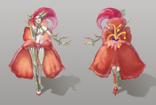 Orchid Zyra by OlchaS