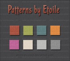 patterns by etoile by Etoile-du-nord
