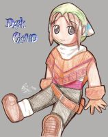 Dark Cloud: Chibi Toan by yohfan
