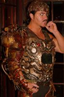 steampunk borg by cosplayoverlord