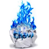 Chow fire by Greiker