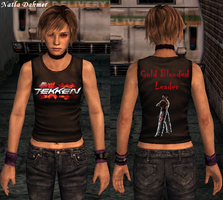Heather Mason - Cold Blooded Leader by NatlaDahmer