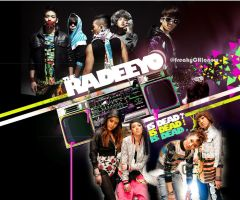 2ne1 Bigbang wallpaper by freakyCHIonew