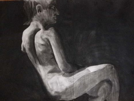 Good Charcoal Drawing by RepairBay