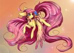 Fluttershy: The Queen of Cuteness by Wilvarin-Liadon