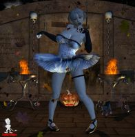 Danse Macabre by Chup-at-Cabra