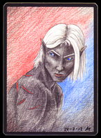 Young Cronachan ACEO 01 by Siobhan68