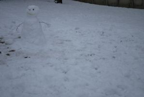 Snowman by ImmortalEmotion
