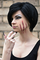Dragon Scar by LuckyStrike-cosplay