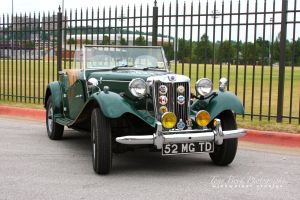 '52 MG TD by hyperetic