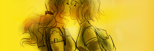 KORRASAMI IS CANON, FTW by LucyTheKeyMage
