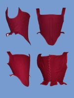 1598 corset by Janes-Wardrobe