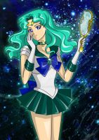 Sailor Neptune by Fulvio84