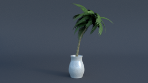 Palm Tree by JoeyBlendhead