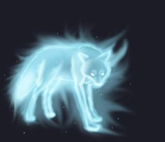 Wolf Spirit by Cryptonoid
