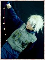 KAkashi cos 2 by wing-clover