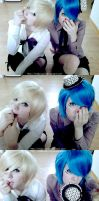 KS cosplay : Ciel and Alois6 by malisvaart