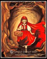 Little Red Riding Hood by Terrauh