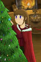 Christmas 2008 by Angel-soma